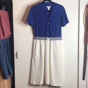 Vintage Sears Fashion dress